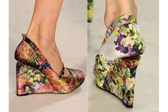 Tutorial for fabric covering your own shoes!