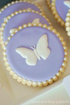 Gâteaux papillon / #gâteaux #cakes #enfant #child #kid #fete #party #anniversaire #birthday #papillon #butterfly