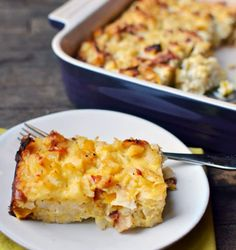 Recipe: Bacon, Potato, and Egg Breakfast Casserole | Kitchn