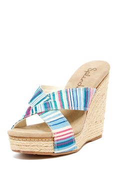 Splendid Kalypso Wedge Sandal