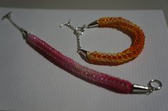 beaded bracelets, seed beads