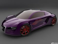 audi concept by *cipriany on deviantART