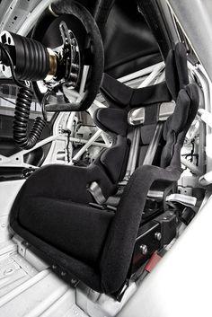 Race-Car Driver's Seat
