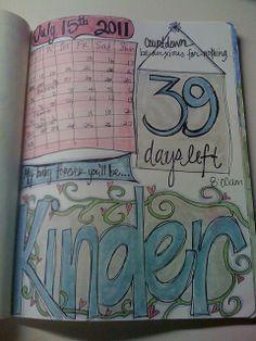 Journal journal journal!