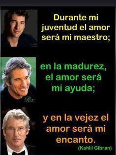 amor, amor, amor...