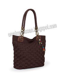 crochet kingdom (E.H): Elegant Bag !
