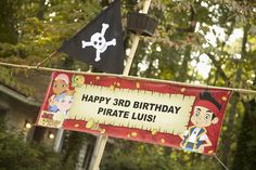 Jake and the Never Land Pirates Birthday Party Supplies #Birthday #Kids #BirthdayExpress