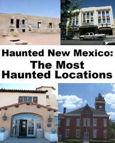 Haunted New Mexico: The Most Haunted Locations by Jeffrey Fisher. $4.99. 32 pages. This guide offers information on the most haunted locations in the state of New Mexico. Each location includes information on its history, and the spirit(s) believed to haunt the property.                            Show more                               Show less