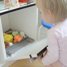 DIY children's play oven