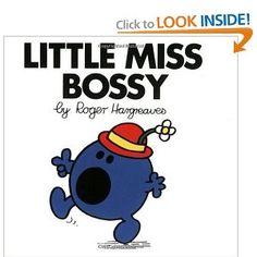 Bossy? You're soooo bossy.  @Ja Eisenb