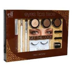 e.l.f. Get The Look, Eye Set, Basic Browns Edition, 7 Ounce --- http://www.pinterest.com.mnn.co/4tf