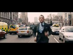 It's here! SKYFALL Official Teaser Trailer! #Bond #007