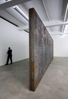 Richard Serra, Fernando Pessoa, 2007-8.