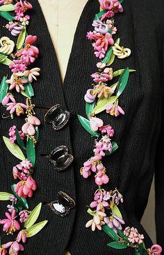 Jacket, Evening.  Elsa Schiaparelli  (Italian, 1890–1973)