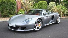 Porsche Carerra GT.