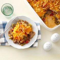Baked Shepherd's Casserole | Taste of Home Sunday Dinner Winner