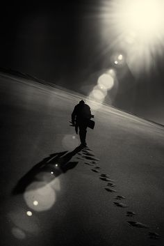 In To The Light, photography by Jure Kravanja