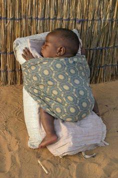 beauty-of-africa: african baby, sleeping babies, les enfant, sleep babi, kid