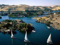 Cruise the Nile River.