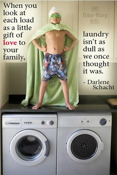 Laundry Isnt So Dull Anymore! | Time-Warp Wife - Empowering Wives to Joyfully Serve
