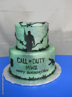 call of duty cakes - Google Search