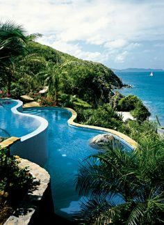 Rosewood Little Dix Bay Resort in Virgin Gorda, BVI