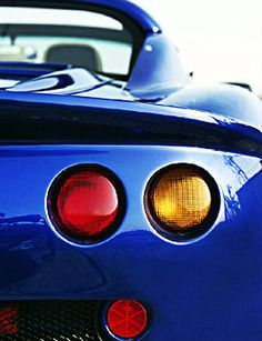 blue convertible