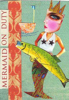 Mermaid on Duty-traded to Renate