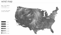 wind map 8 | 8 Of The Year's Most Creative Infographics | Co.Design | business + design
