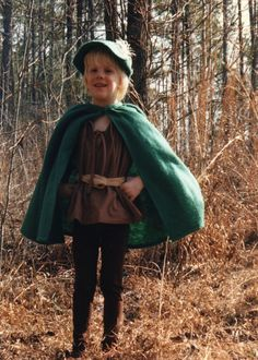 Cute Robin Hood Halloween Costume Childs 2/4 by fwcreations4All, $37.99