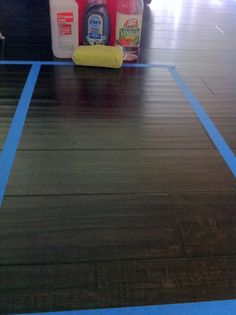 Pin Tested, Dana Approved!: Hardwood Floor Cleaning Solution