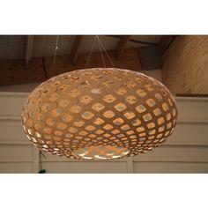 David Trubridge Kina Pendant Lamp - Pendant Lamps - Lighting - Category