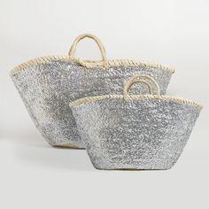 Sequin Market Bag by Jewels | DARA Artisans