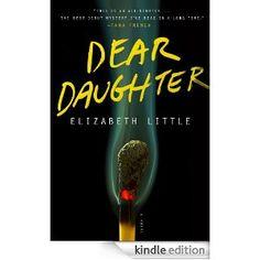 book club, book communiti, novel ebook, dear daughter elizabeth little