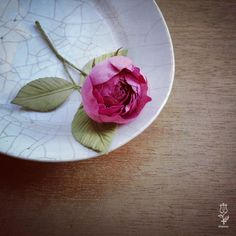 #fabric flowers