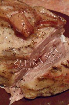 Запеченная свинина в мультиварке рецепты редмонд