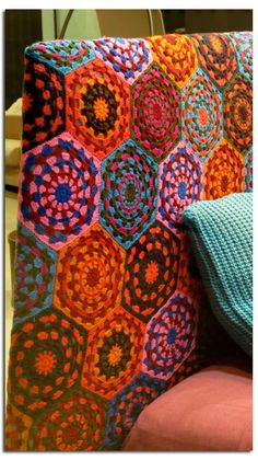 This blanket is gorgeous!