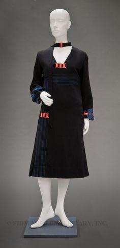 Day dress  c. 1930