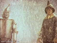 *TINMAN & THE SCARECROW ~ The Wizard of Oz, 1939