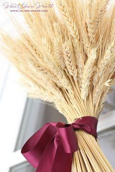 wheat sheav, craft, fall decor, church decor, diy fall, fall wheat, autumn leav, sheav wreath, wreaths