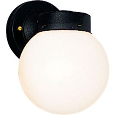 Progress Lighting P5604 Utility Transitional Outdoor Wall Sconce PG-P5604