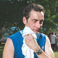The Heat is On  - how to run in hot hot weather