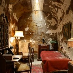 Fancy - Al Capone's Cell @ Eastern State Penitentiary