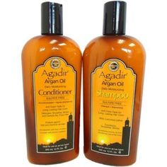 """Agadir Argan Oil Daily Shampoo + Conditioner """"Set""""   One of my oldest and dearest friends own this company.  I use all the Agadir hair products and LOVE them!"""
