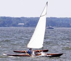 Sailing Kayak