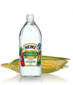 vinegar is used for?