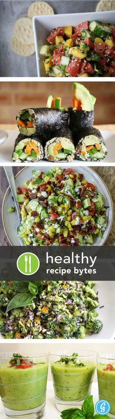 5 Healthy & Simple No-Cook Meals for Summer