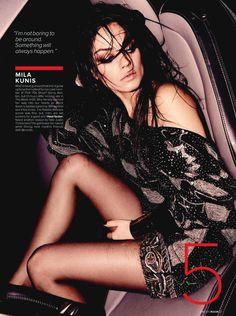 Mila Kunis in pantyhose - http://stockings-celebs.blogspot.com/2014/07/maria-carla-boscono-marlena-szoka.html