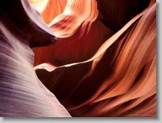 156 * Light Inside, Slot Canyon * 1152 x 864 * (165KB)