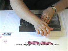 ▶ Make Cute Bows with the Envelope Punch Board - YouTube